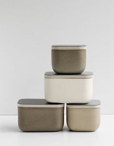 Butter box by Mette Duedahl ceramics Kitchenware, Tableware, Ceramic Pottery, Industrial Design, Dinnerware, Home Accessories, Home Goods, Cool Designs, Dishes