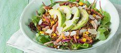 Quinoa voor beginners + recept makkelijke quinoa salade