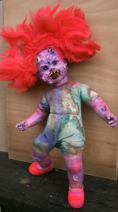 NEW DOLLS FOR DR FRIGHT TWISTED ENDEAVOURS