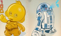 Awww, these are the droids I'm looking for.