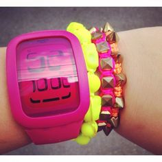 SWATCH TOUCH PINK  http://swat.ch/1cfzHPj  #Swatch