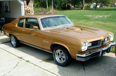 1974 Pontiac GTO  Maintenance/restoration of old/vintage vehicles: the material for new cogs/casters/gears/pads could be cast polyamide which I (Cast polyamide) can produce. My contact: tatjana.alic@windowslive.com