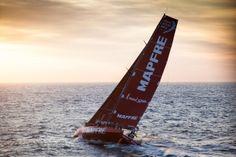 María Muiña / MAPFRE / Volvo Ocean Race