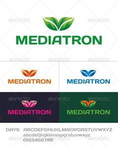 Mediatron Logo - Nature Logo Templates
