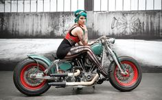 Harley Davidson crossbones обзор #6