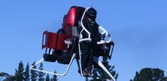 Dubai's Fire Service To Soon Use Jetpacks To Fight Fires