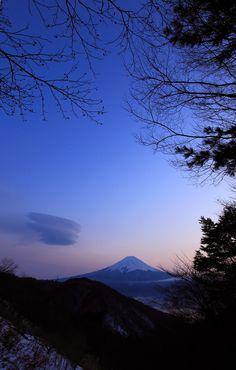 Far Away Fuji