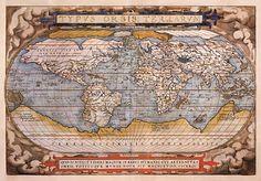 Heavy Metal Madness: Mapmaker, Mapmaker, Make Me a Map | CreativePro.com