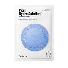 The Ten Best Sheet Masks // #3 Dr. Jart+ Dermask Vital Hydra Solution Deep Hydration Sheet Mask