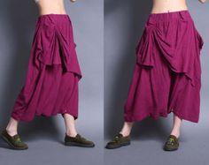 grey linen dress cotton maxi dress pantsa pants a dress