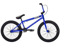 "Subrosa Bikes ""Altus"" 2018 BMX Bike - Satin Electric Blue 
