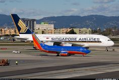 Two excellent airlines with different equipment needs amd philosophies.