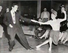 Check out that Quick Stop! Beautiful!! Jean Veloz and little brother Ray Phelps in the 1940s