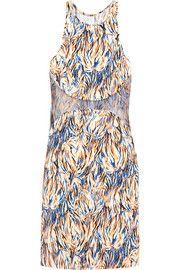 Stella McCartneyPrinted silk dress