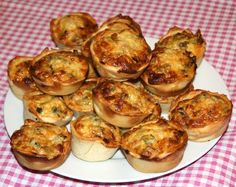 Perfect paasbrunch hapje: Mini quiche Lorraine