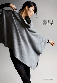 Eileen Fisher Ad (my fave), styled by Allegra Colletti http://allegracolletti.com/