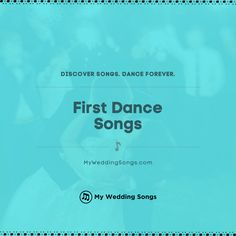 What is your favorite song for the first dance as a married couple? It is a special moment!⠀ . You can read our list of the top first dance songs on our website. .  #firstdance
