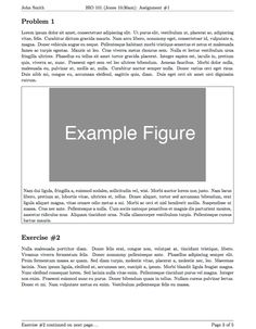 Modern cv resume and cover letter latex template misc for Journal of chemical physics latex template