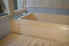 Ofuro - Japanese bath
