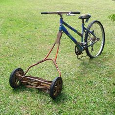 Trikezilla Conversion Axle Turn Any 2 Wheel Bicycle Into