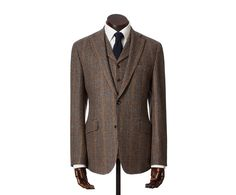 Edward Jacket - Tweed Suit Jackets - Clothing - Menswear