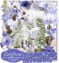 AmyMaire: PTU Winter Angel