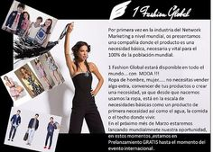 1 Fashion Global presentacion
