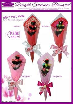 Flower Pastillas by SweetBlooms Pasta, Small Rose, Mom Quotes, Gifts For Mom, Bloom, Flower, Tableware, Creative, Sweet