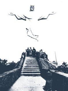 1931 - inauguração da Estátua do Cristo Redentor