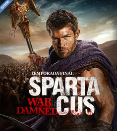 #Spartacus: War of the Damned / #Moviecity Latin America