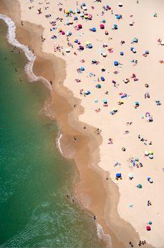 Gray Malin Photography - Carcavelos Beach, Lisbon