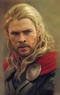 Linda Marie Anson has painted this fantastic 'Thor: The Dark World' portrait centering on Chris Hemsworth's God of Thunder, Thor. To check out more of Linda Marie Anson's work head on over to her deviantART, Tumblr, or you can purchase prints from Society 6