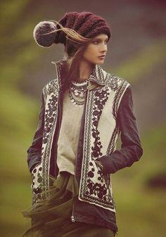 Anna Selezneva for Free People - Style
