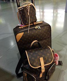 Louis Vuitton travel