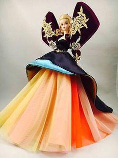 "OOAK Barbie Silkstone Artist Dolls "" Butterfly "" by Pat Pat Dolls by P. Cipriano"