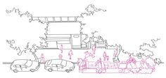[ By WebUrbanist in Architecture & Cities & Urbanism. ] In a bold bid to change its urban landscape for good, Brazil's biggest city has given a green light to citizen proposals to transform car parking spot. Urban Design Concept, Urban Design Diagram, Urban Design Plan, Landscape And Urbanism, Urban Landscape, Green Roof System, Urban Park, The Future Is Now, Urban Furniture