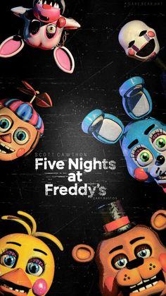 Freddy S, Freddy Anime, Five Nights At Freddy's, Ballon Boy, Animatronic Fnaf, Scott Cawthon, Fnaf Wallpapers, Funtime Foxy, Fnaf 1