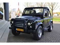 "Land Rover Defender 2.4 TD SOFT TOP 90"" SVX 60TH ANNIVERSARY"