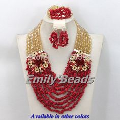 Find More Jewelry Sets Information about 2014 New Design African Wedding Nigerian Beads Bridal Necklaces Jewelry Set African Costume Jewelry Set Free Shipping AEJ051,High Quality jewelry taiwan,China jewelry turkish Suppliers, Cheap jewelry fastener from Emily's Jewelry DIY Store on Aliexpress.com