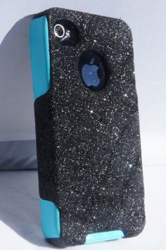 Otterbox iPhone 4/4s Case Cute Sparkly Glitter Commuter by 1WinR, $44.99