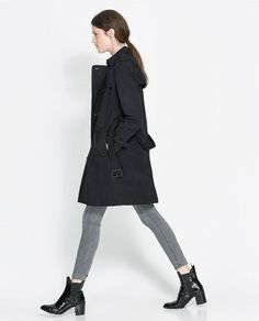 Too-Good-To-Be-True Trench Coats