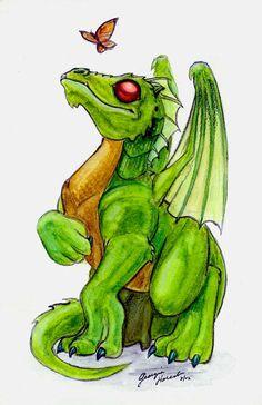 Green Dragon Hatchli
