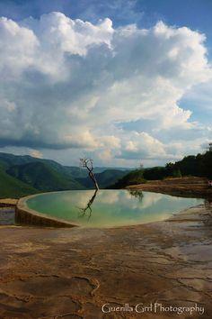 Mexico Oaxaca scenery | Hierve el Agua, Oaxaca