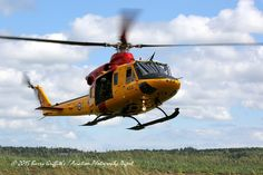 "Bell CH-146 Griffon 146422 Tiger 422 RCAF 424 TRS Squadron ""Tigers"" 8 Wing SARTech Training Flight"