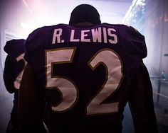No. 52 Ray Lewis