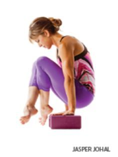 Yoga Challenge Pose: Pick up and Jump back - Yoga Journal
