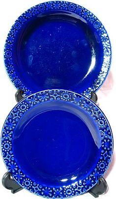 Celtic Connemara cobalt blue
