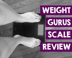 Weight Gurus Scale Review #BECOMEGURUS #NatalieMadeIt (fyi: this scale isn't worth the buy, read the review for why)