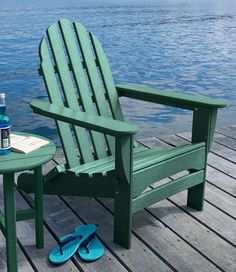 L Bean All Weather Adirondack Chair