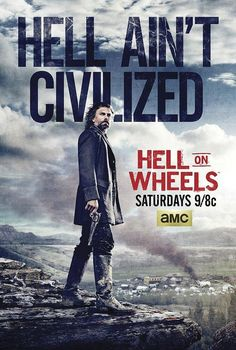 Hell on Wheels (TV Series 2011–2016)